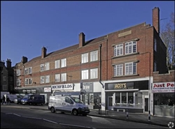 442 SF High Street Shop for Rent  |  44 Birmingham Road, Sutton Coldfield, B72 1QQ