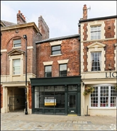 354 SF High Street Shop for Rent  |  10 Market Place, Pontefract, WF8 1AX