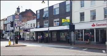1,977 SF High Street Shop for Rent  |  13 - 15 Grosvenor Road, Tunbridge Wells, TN1 2AH