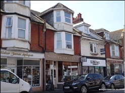 384 SF High Street Shop for Rent  |  845 Christchurch Road, Bournemouth, BH7 6AR
