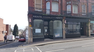 303 SF High Street Shop for Rent  |  14 Graham Road, Malvern, WR14 2HN