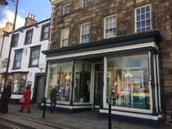 1,194 SF High Street Shop for Rent  |  25 Market Place, Barnard Castle, DL12 8NE