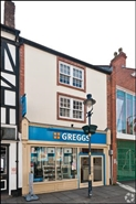 939 SF High Street Shop for Rent  |  4 Nottingham Street, Melton Mowbray, LE13 1NW