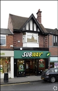 824 SF High Street Shop for Rent  |  169 High Street, Harborne, B17 9QE