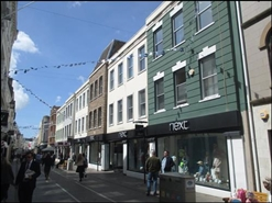 4,578 SF High Street Shop for Rent  |  Unit 1-3, Queensway House, Jersey, JE2 4WD
