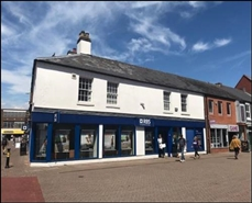 1,829 SF High Street Shop for Rent  |  11 - 17 Queens Road, Nuneaton, CV11 5JL