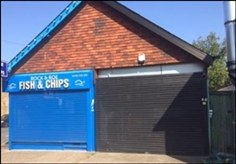 625 SF High Street Shop for Rent  |  104 Thrpe Lea Road, Egham, TW20 8BN
