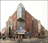 13,629 SF Shopping Centre Unit for Rent  |  Core Shopping Centre, Leeds, LS1 6JE