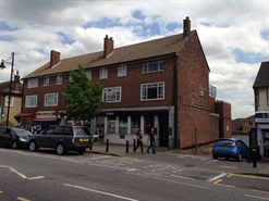 2,041 SF High Street Shop for Rent  |  Collier Row Road, Romford, RM5 3NT