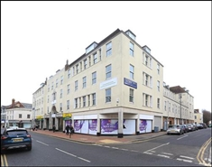 High Street Shop for Rent  |  Calverley House, Tunbridge Wells, TN1 2TU