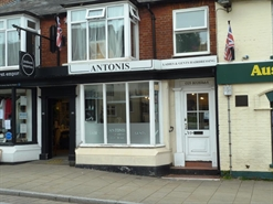 335 SF High Street Shop for Rent  |  35A High Street, Lyndhurst, SO43 7BE