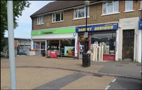 524 SF High Street Shop for Rent  |  5 Stonecot Hill, Sutton, SM3 9HB