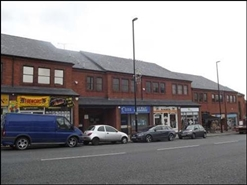 1,510 SF High Street Shop for Rent  |  114 Harrogate Road, Leeds, LS7 4NY