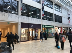 880 SF Shopping Centre Unit for Rent  |  Unit 6A, 27A Lion Yard, Cambridge, CB2 3NA