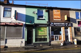 413 SF Out of Town Shop for Sale  |  88 Weston Road, Stoke On Trent, ST3 6AL