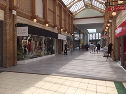 Shopping Centre Unit for Rent  |  Unit 17-18 Green Lanes Shopping Centre, Barnstaple, EX31 1UL