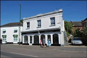 387 SF High Street Shop for Rent  |  1 - 2 Argyle Road, Bognor Regis, PO21 1DT