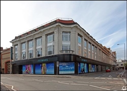 1,765 SF High Street Shop for Rent  |  Primark House, Reading, RG1 1TZ