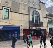 1,600 SF Shopping Centre Unit for Rent  |  Queens Arcade Shopping Centre, Cardiff, CF10 1GN