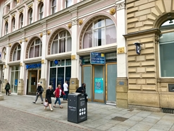 513 SF High Street Shop for Rent  |  23 St Anns Square, Manchester, M2 7PS