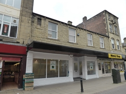 740 SF High Street Shop for Rent  |  17 Foundry Street, Dewsbury, WF13 1QH