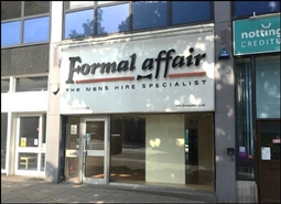 507 SF High Street Shop for Rent  |  67 Maid Marian Way, Nottingham, NG1 6AJ