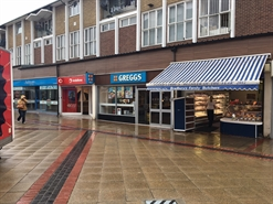 628 SF High Street Shop for Rent  |  28 Corporation Street, Corby, NN17 1NJ