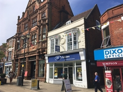 1,413 SF High Street Shop for Rent  |  192 High Street, Lincoln, LN5 7AL