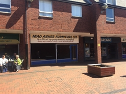 1,058 SF Shopping Centre Unit for Rent  |  Unit 11, Harpurhey, M9 4DH
