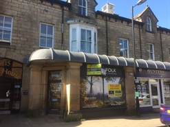 681 SF High Street Shop for Rent  |  Unit 2 Regent House, 13/15 Albert Street, Harrogate, HG1 1JX