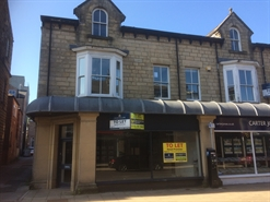 1,747 SF High Street Shop for Rent  |  Unit 13 Regent House, 13/15 Albert Street, Harrogate, HG1 1JX
