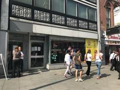 2,492 SF High Street Shop for Rent  |  42-46 Upper Parliament Street, Nottingham, NG1 2AG