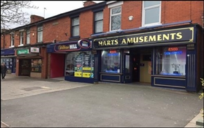 757 SF High Street Shop for Rent  |  14 Hough Lane, Leyland, PR25 2SD