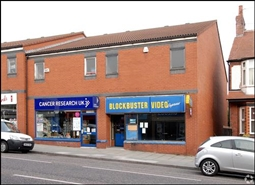 914 SF High Street Shop for Rent  |  Unit 3, Wirral, CH46 6AD