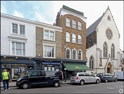 2,900 SF High Street Shop for Rent  |  184A Kensington Park Road, London, W11 2ES