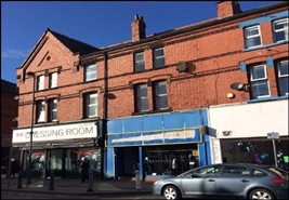 1,060 SF High Street Shop for Rent  |  105 South Road, Liverpool, L22 0LT