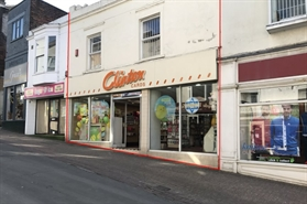 1,968 SF High Street Shop for Rent  |  180 High Street, Ryde, Isle of Wight, PO33 2HN