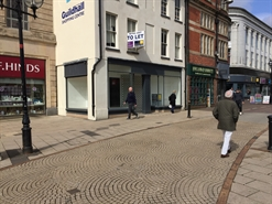 2,693 SF Shopping Centre Unit for Rent | Unit 15-17, Guildhall Shopping Centre, Stafford, ST16 2BB