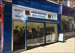 242 SF High Street Shop for Rent  |  6 Kings Walk, Nottingham, NG1 2AE