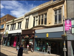 1,531 SF High Street Shop for Rent  |  15 Dudley Street, Wolverhampton, WV1 3EY