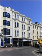 1,696 SF High Street Shop for Rent  |  The Former Charter Hotel, Brighton, BN1 1NE