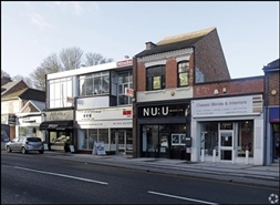 1,823 SF High Street Shop for Rent  |  14B - 14C Birmingham Road, Sutton Coldfield, B72 1QG