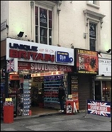 1,683 SF High Street Shop for Rent  |  44 - 46 Cranbourn Street, London, WC2H 7AN