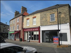 1,177 SF High Street Shop for Sale  |  46 Market Place, York, YO42 2AH