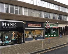 645 SF High Street Shop for Rent  |  22 Shambles Street, Barnsley, S70 2SW