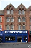 1,646 SF High Street Shop for Rent  |  10 - 12 New Market Street, Leeds, LS1 6DG