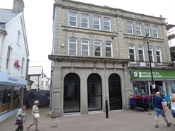 1,674 SF High Street Shop for Rent  |  9 Bank Street, Newquay, TR7 1EP