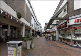 492 SF Shopping Centre Unit for Rent  |  St Tydfil Square Shopping Centre, Merthyr Tydfil, CF47 8EL