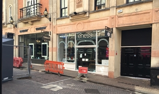 489 SF Shopping Centre Unit for Rent  |  Unit 14, 4 Cannon Street, Birmingham, B2 5EP