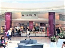 3,041 SF Shopping Centre Unit for Rent  |  Unit 1151, Westfield Shopping Centre, London, W12 7GF